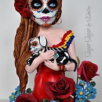 Dia de los Muertos - Sugar Skulls 2018
