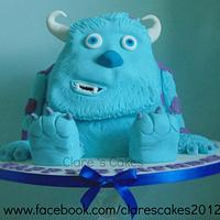 Sitting Sulley