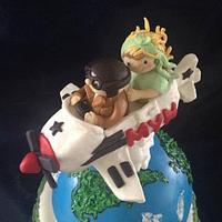 Travelers cake