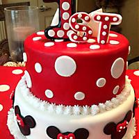Minnie Mouse for Lucia