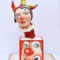 The Clown - Cake International 2016