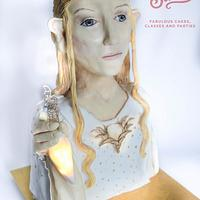 Galadriel - Cakes from Middle Earth Collaboration