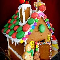 Ginger Bread House !!