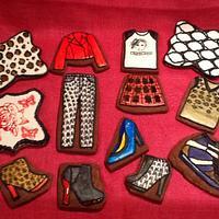 Fashion cookie