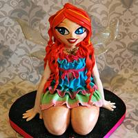 Sculpted Winx Bloom