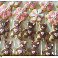 biscotti per la piccola Giada