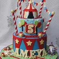 Carnival by Jo Finlayson (Jo Takes the Cake)