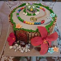 Zuma Blitz Cake