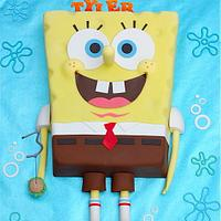 Spongebob! by Lesley Wright