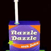 Juice Box Cake