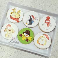 last Christmas cookies