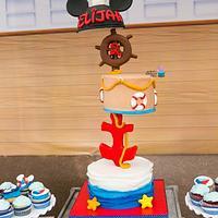 Mickey Nautical Birthday!