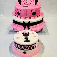 Minnie 1st Birthday by Dawn Henderson