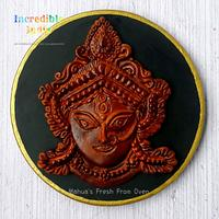 Maa Durga - Incredible India Cake Collaboration