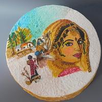 RI Texture painting