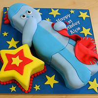 Iggle Piggle for Alfie's 1st Birthday