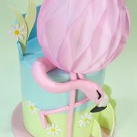 Wafer Flamingo