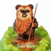 Wicket Cake