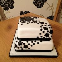 Mary Quant Birthday Cake