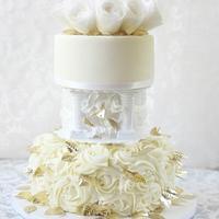 Golden Anniversary cake!