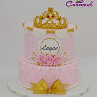 A Little Princess Cake