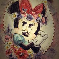 untraditional Minnie