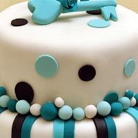 21st Birthday Cake by Ruwani Kumar