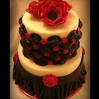Classy Chic Cake