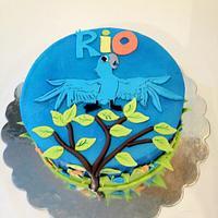 Rio by Dawn Henderson