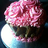 Horses Giant Cupcake