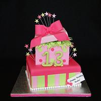 Gift Box Sweet 13