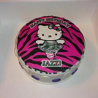 Edible Image Cake & Cupcakes