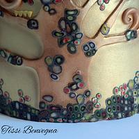 Sugar Art Museum Collaboration - My Klimt by Tissì Benvegna