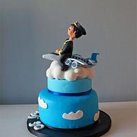 Pilot Cake by Caketown