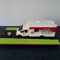 Veterinary Mobil Cake