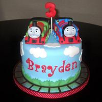 Thomas and Percy!