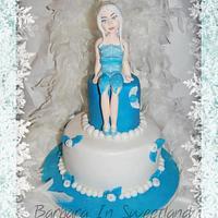 Pervinca Cake by Barbara Casula
