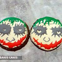Joker cookies!