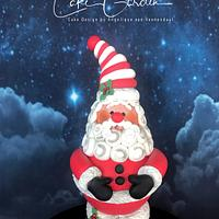Santa Caketopper... and to all a good night