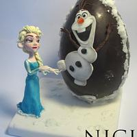 Frozen Easter