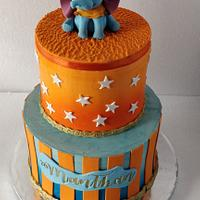 Dumbo cake!!