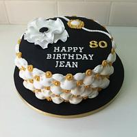 Billowed Cake
