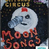 Cake Carnival - Giffords Circus poster