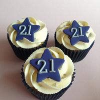 21st birthday by Carolyn