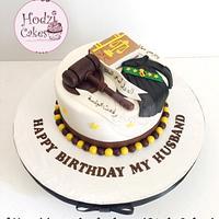Lawyer Cake 👨🏻⚖️⚖️