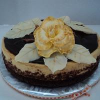 Megan's Birthday Cheesecake