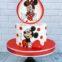 Mickey ❤Minnie