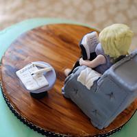 76th Birthday Cake