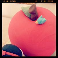 big apple snow white by Lisa Abauzit