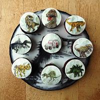 Jurassic Cupcakes